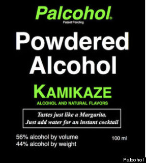 Powdered Alcohol: new product not approved by US Government