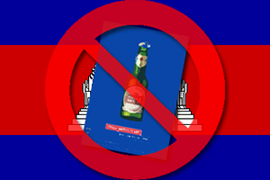 Cambodian government restricting alcohol marketing